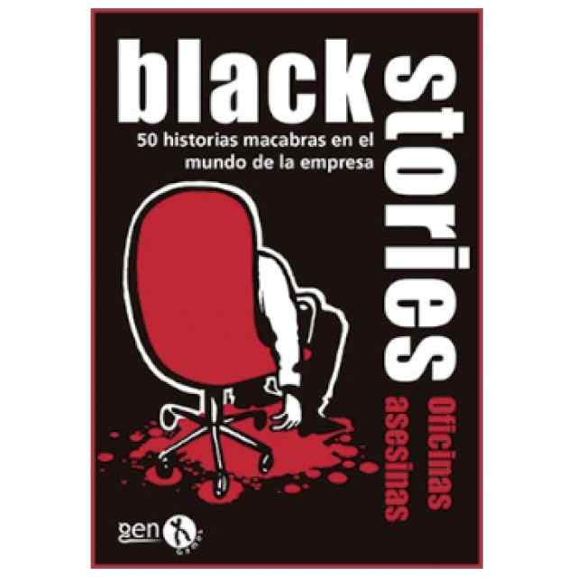 Black Stories Oficinas Asesinas TABLERUM