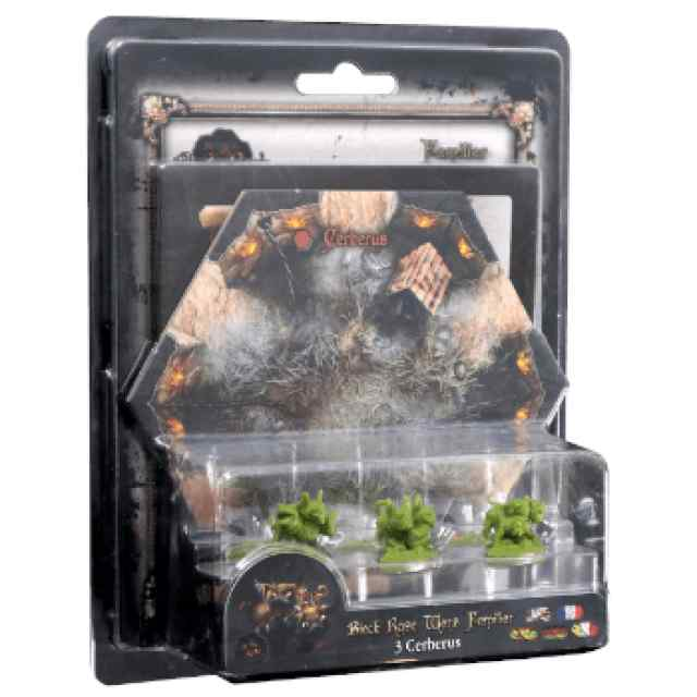 Black Rose Wars: Cerberus Pet TABLERUM