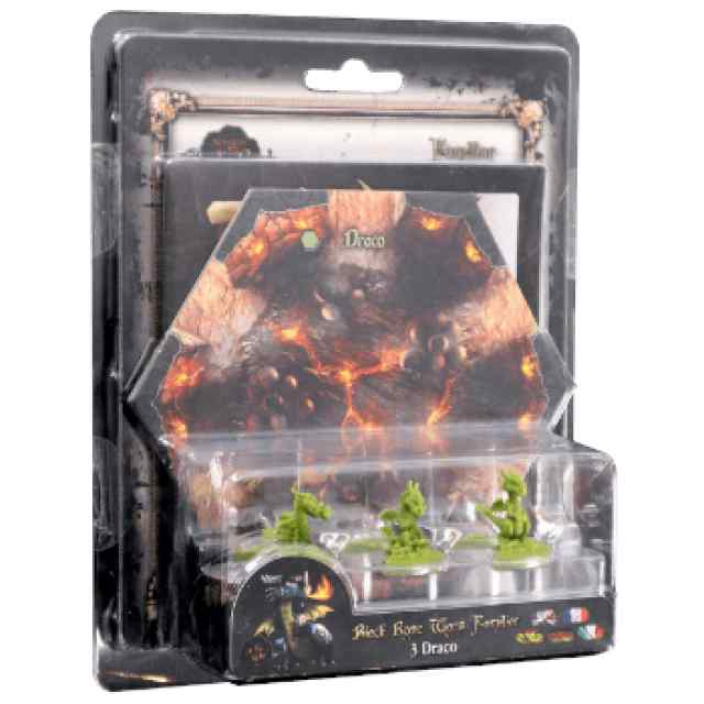 Black Rose Wars: Draco Pet TABLERUM
