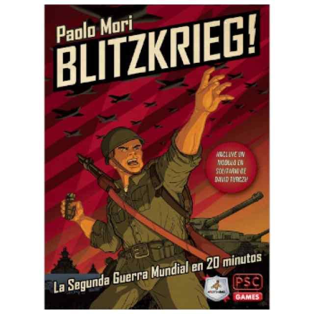 Blitzkrieg! + Expansión Nipona TABLERUM