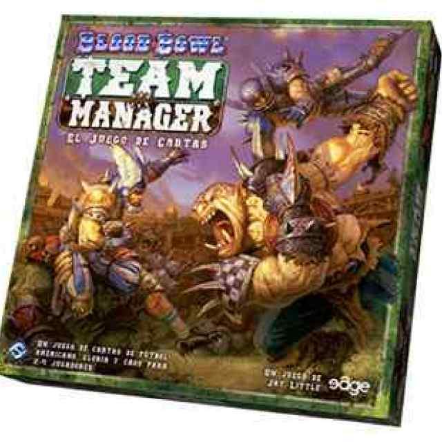 comprar Blood Bowl: Team Manager