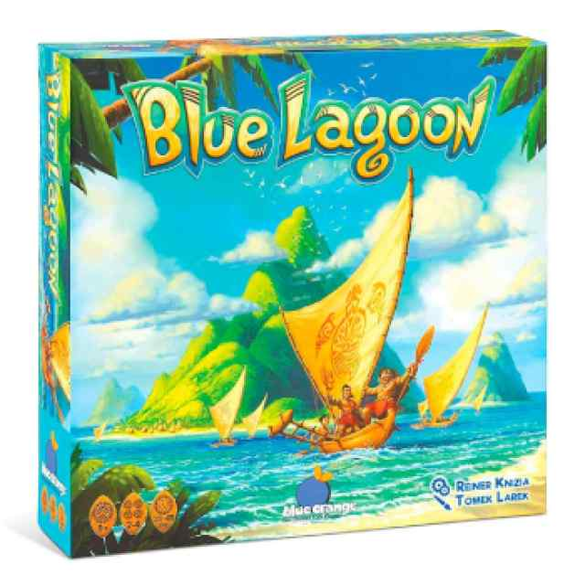Blue Lagoon TABLERUM