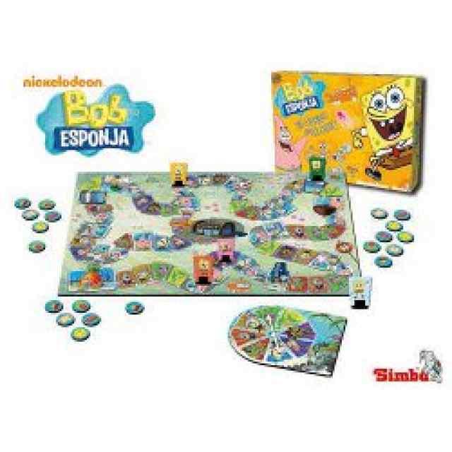 juego bob esponja