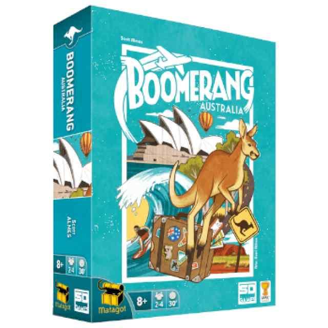 Boomerang: Australia TABLERUM