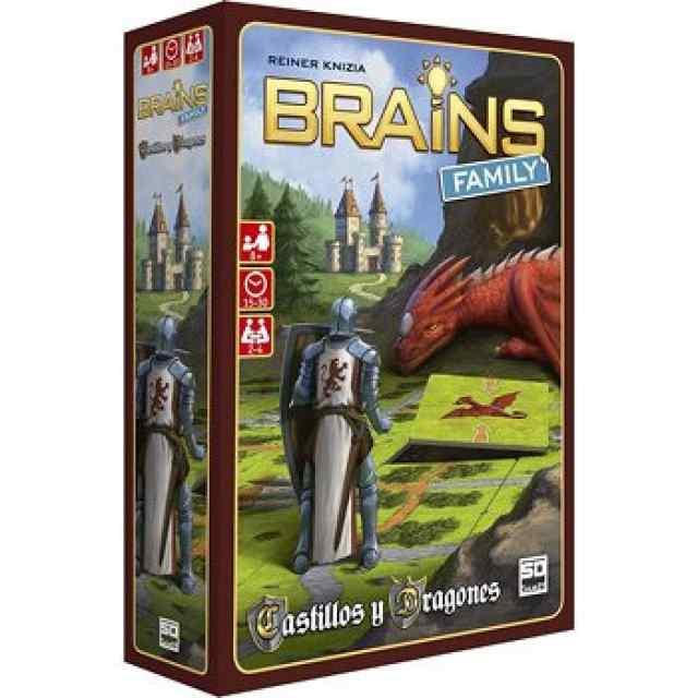juego brains castillos y dragones