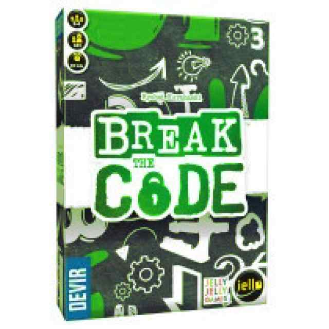 break the code juego de mesa