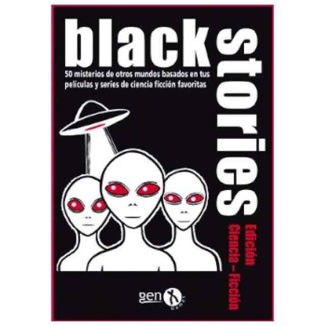 Black Stories Ciencia Ficción TABLERUM