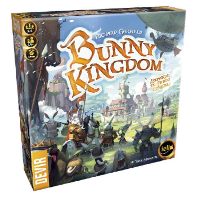 Bunny Kingdom TABLERUM
