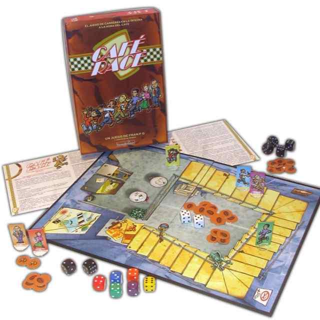 comprar Cafe Race juego