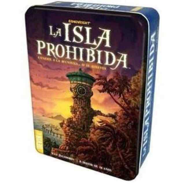 comprar La Isla Prohibida