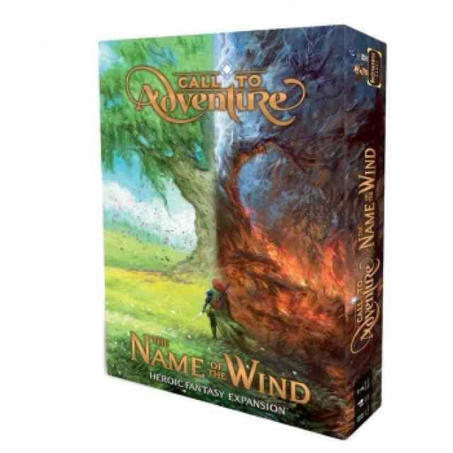 Call to Adventure: The Name of the Wind TABLERUM