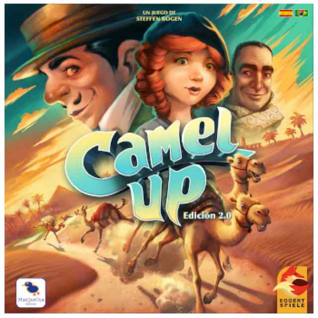 Camel Up 2.0 TABLERUM