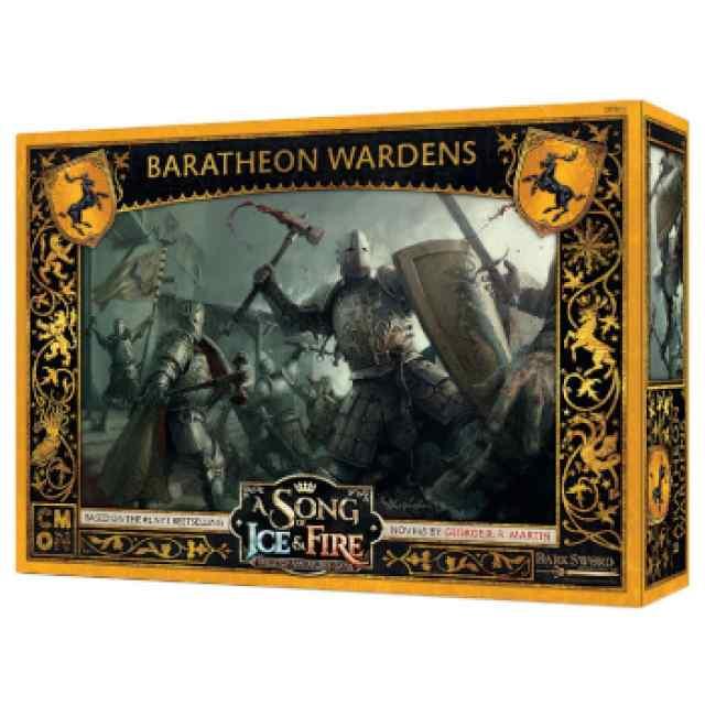 Canción de Hielo y Fuego: El Juego de Miniaturas: Guardianes Baratheon TABLERUM