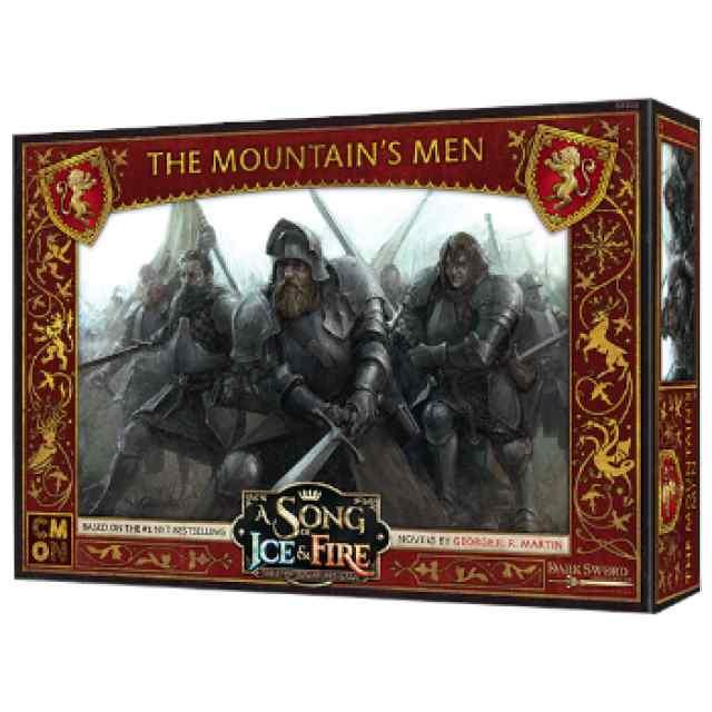 Canción de Hielo y Fuego: El Juego de Miniaturas: Hombres de la Montaña TABLERUM
