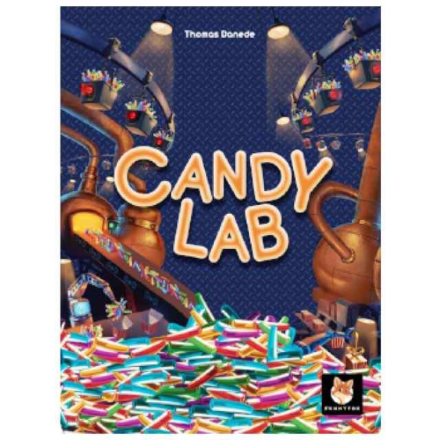 Candy Lab TABLERUM