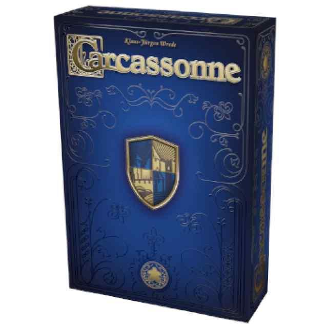 Carcassonne 20 Aniversario TABLERUM