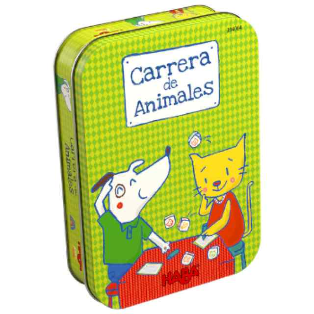Carrera de Animales TABLERUM