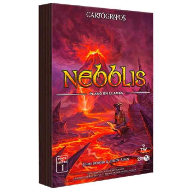 Cartógrafos: Nebblis TABLERUM