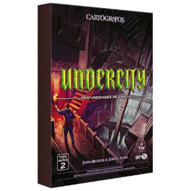 Cartógrafos: Undercity TABLERUM