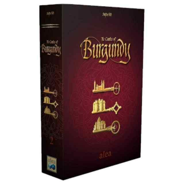 Los Castillos de Borgoña (Edición 20 Aniversario) TABLERUM