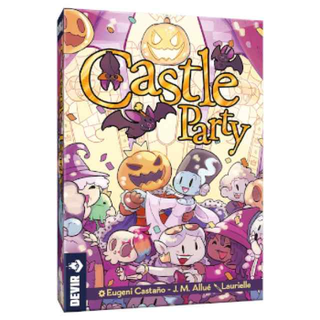 Castle Party TABLERUM