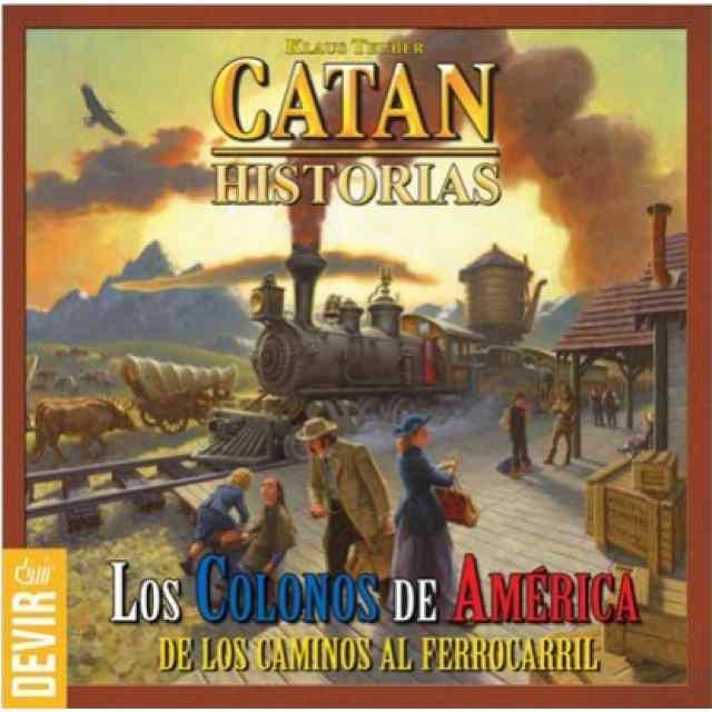 Colonos de Catán: Colonos de América