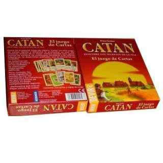 comprar Colonos Catán juego de Cartas