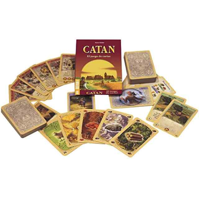 Catán juego de cartas mini