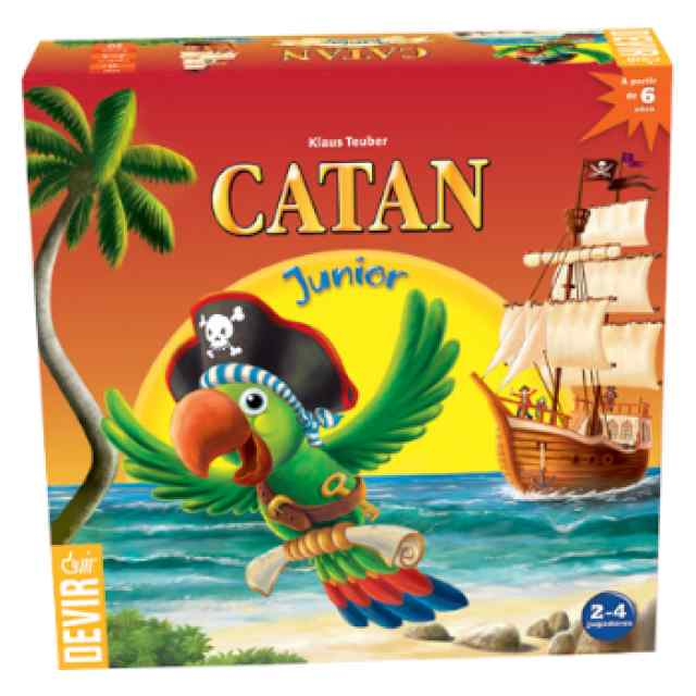 Catan Junior TABLERUM