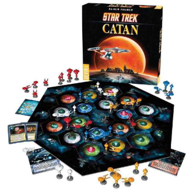 comprar Catan Star Trek