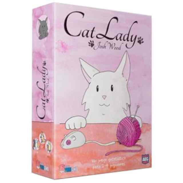 Cat Lady TABLERUM