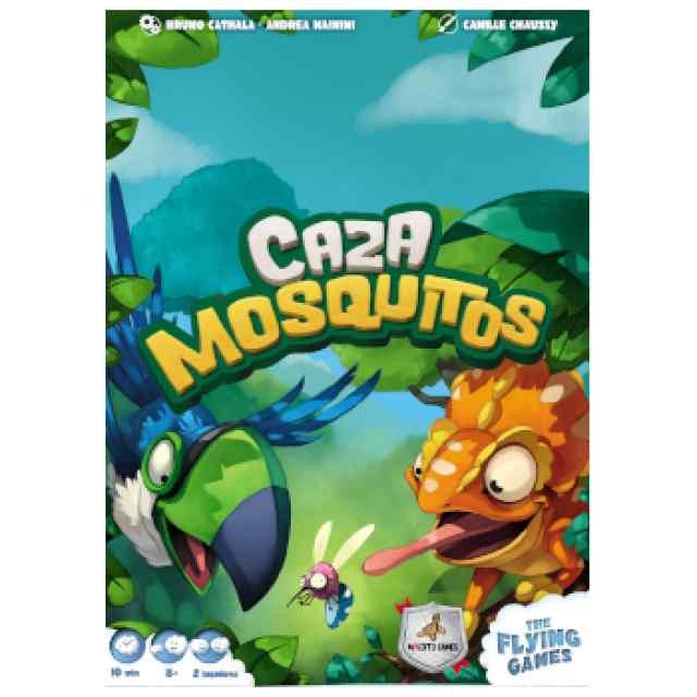 Cazamosquitos TABLERUM