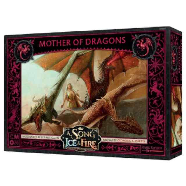 Canción de Hielo y Fuego: El Juego de Miniaturas: Madre de Dragones (PREVENTA)