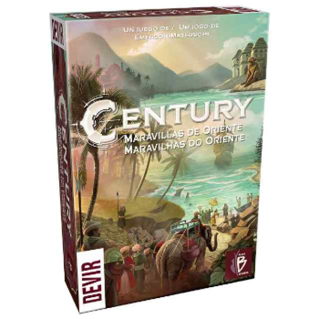 Century: Maravillas de Oriente TABLERUM