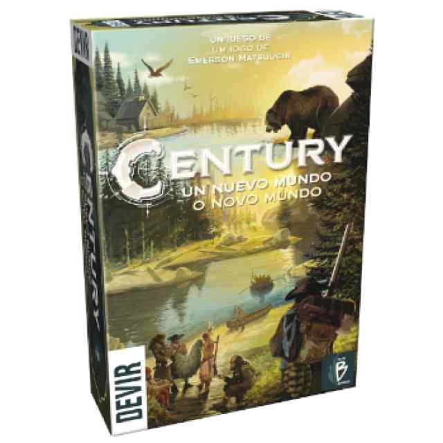 Century: Un Nuevo Mundo TABLERUM