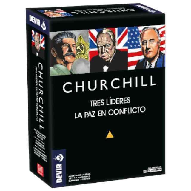 Churchill TABLERUM