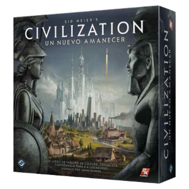 Sid Meier's Civilization: Un nuevo amanecer TABLERUM