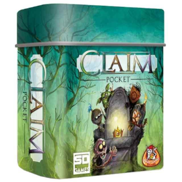 Claim Pocket TABLERUM