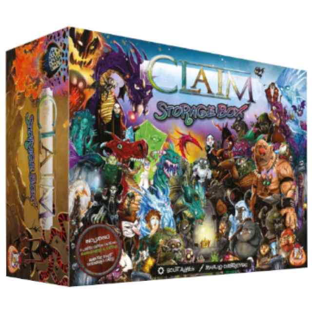 Claim Storage Box TABLERUM