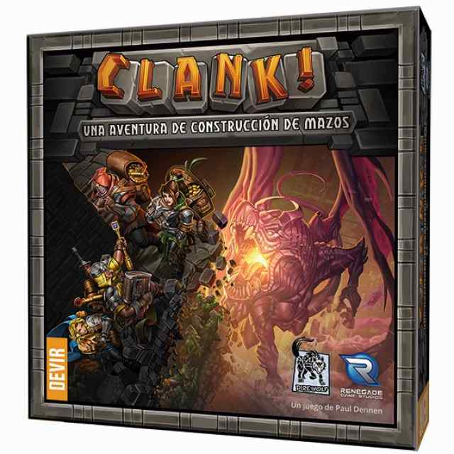 Clank TABLERUM