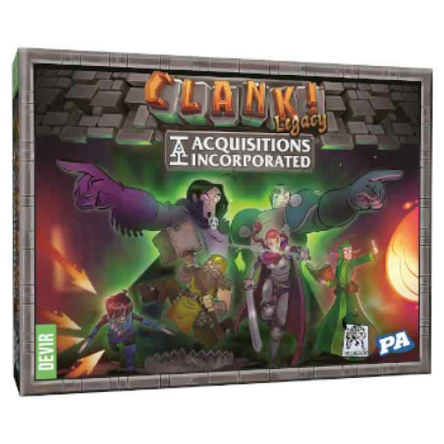 Clank! Legacy: Acquisitions Incorporated TABLERUM