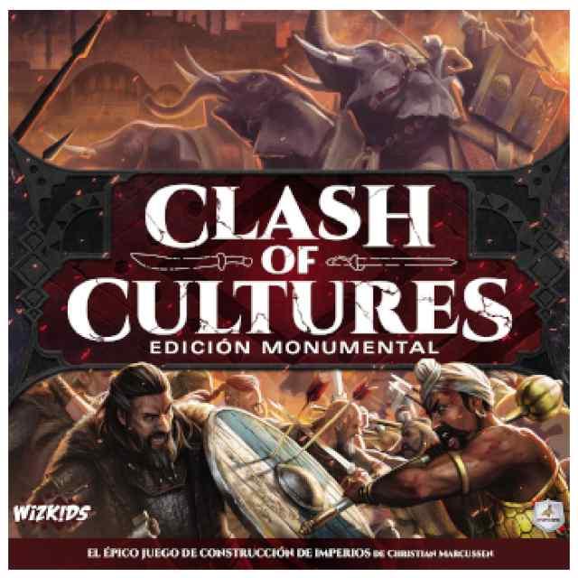 Clash of Cultures: Edición Monumental TABLERUM