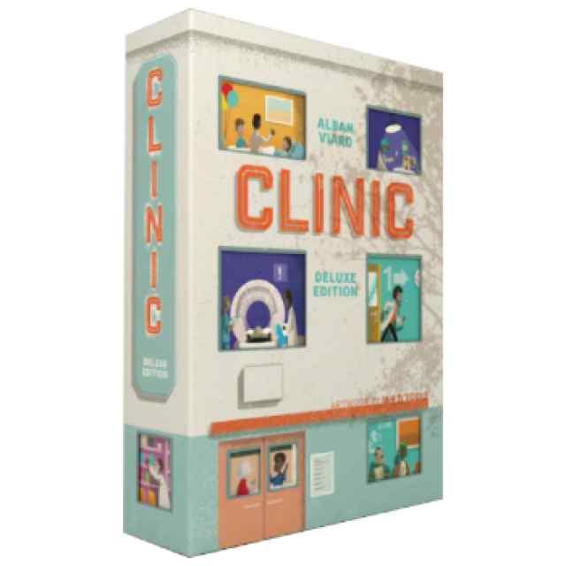 CliniC: Deluxe Edition (Español/Multi-idioma) TABLERUM
