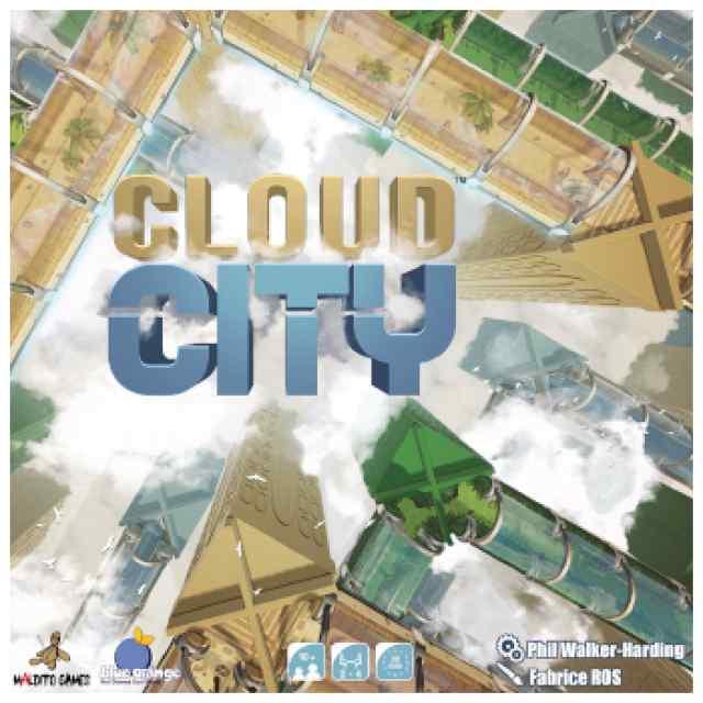 Cloud City TABLERUM