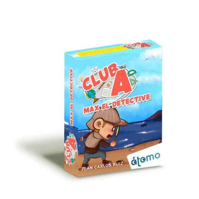 juego club a detective