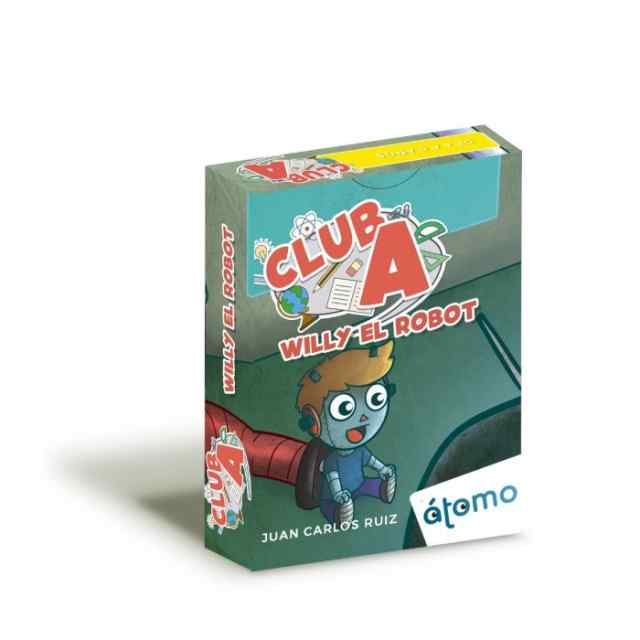 juego club a willy robot