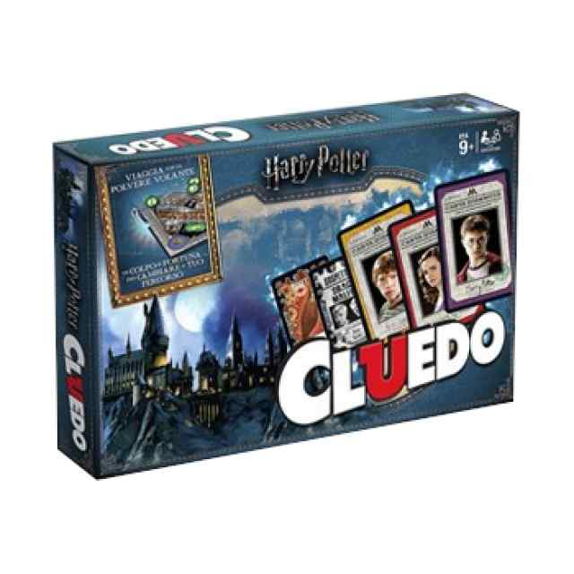 Cluedo Harry Potter TABLERUM