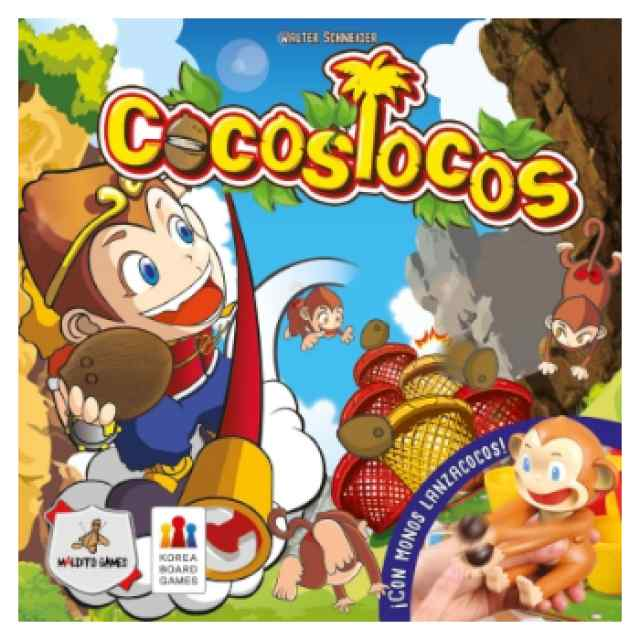 Cocos Locos TABLERUM