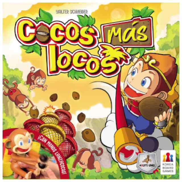 Cocos Más Locos TABLERUM