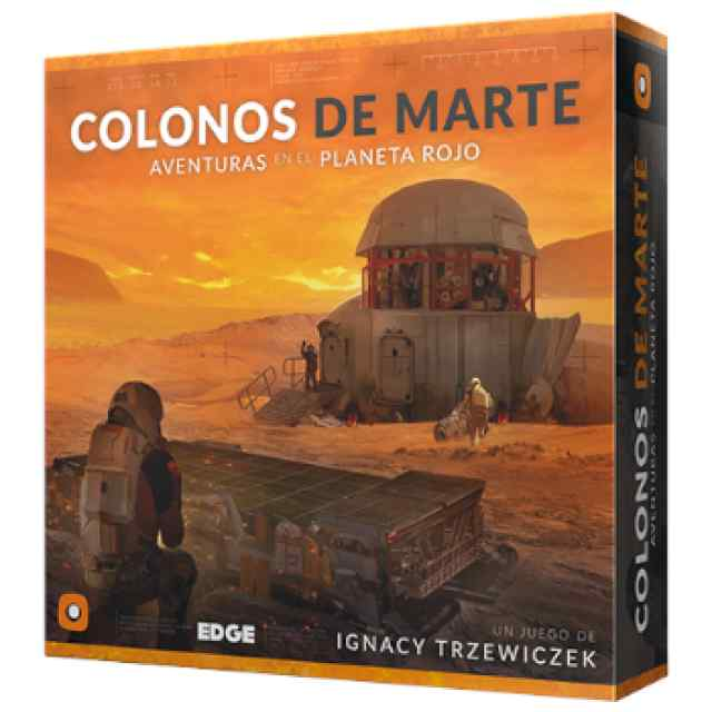 Colonos de Marte TABLERUM